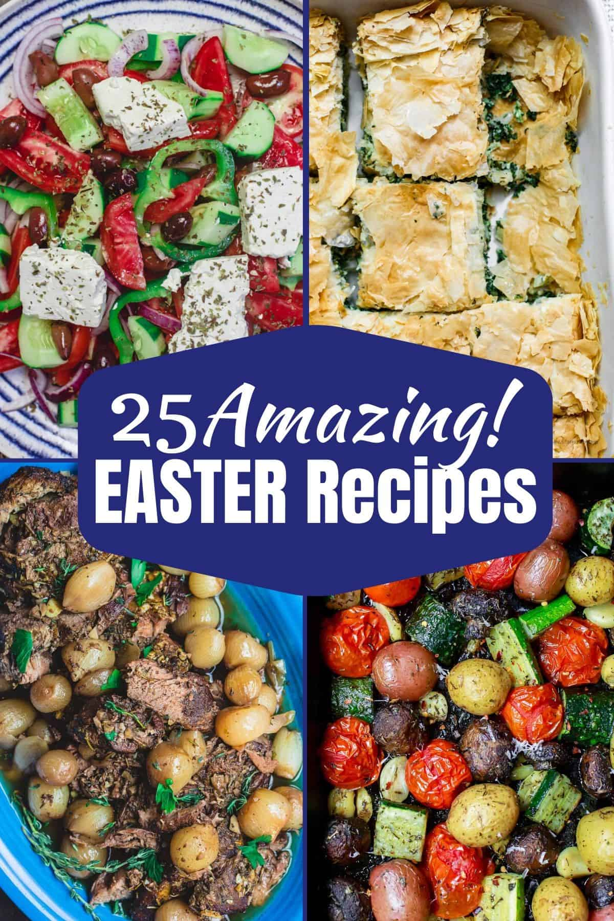 25 All-Star Easter Recipes
