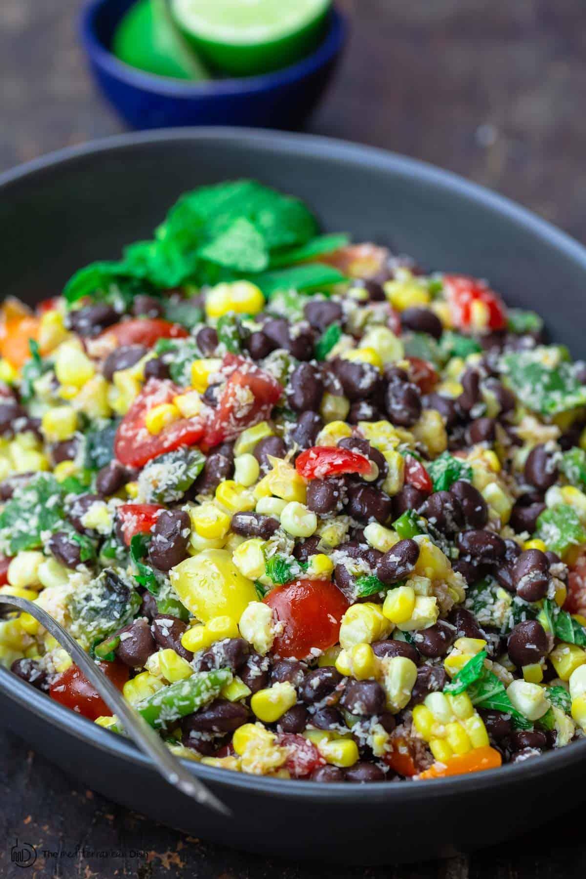 Corn Salad Recipe Black Beans