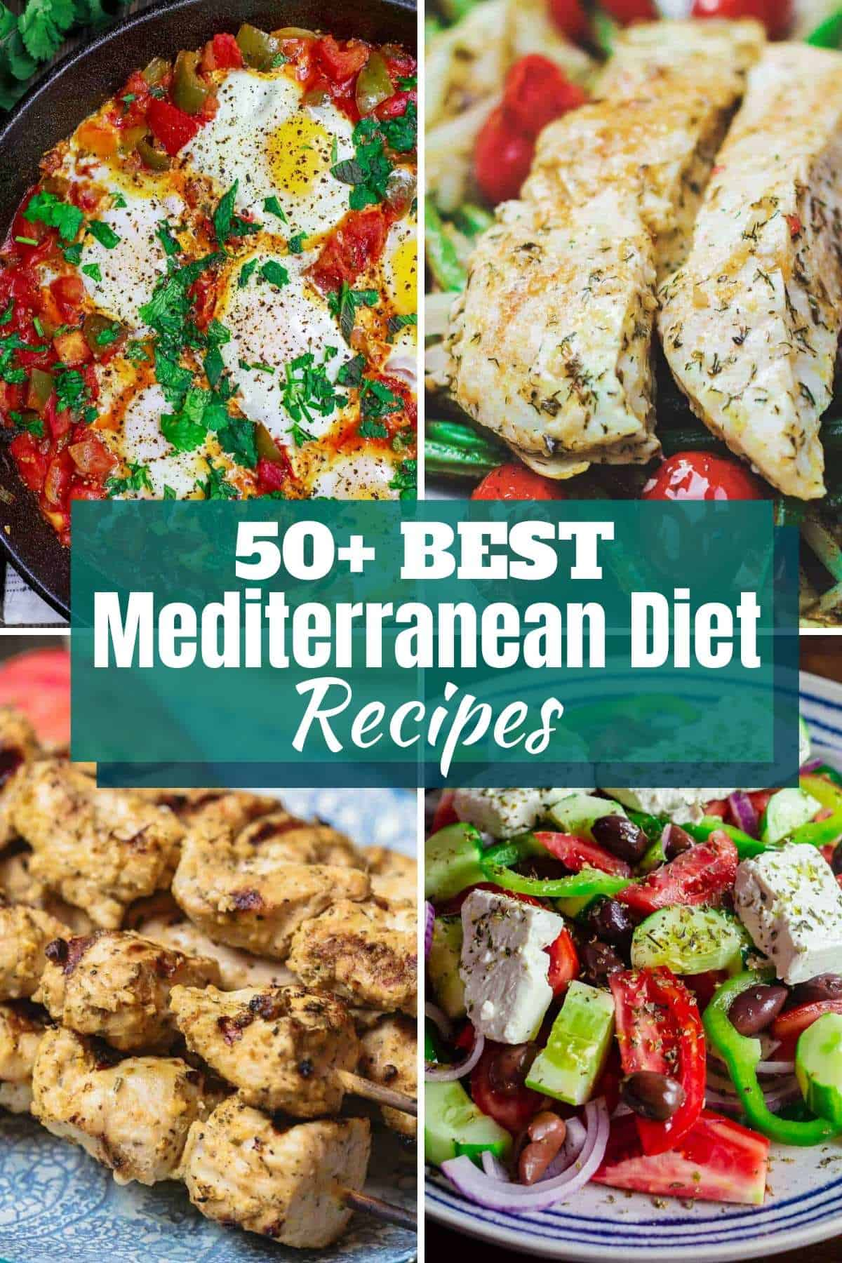 all recipes mediterranean diet