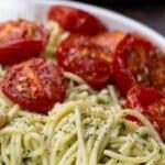 pin image 4 for pesto pasta