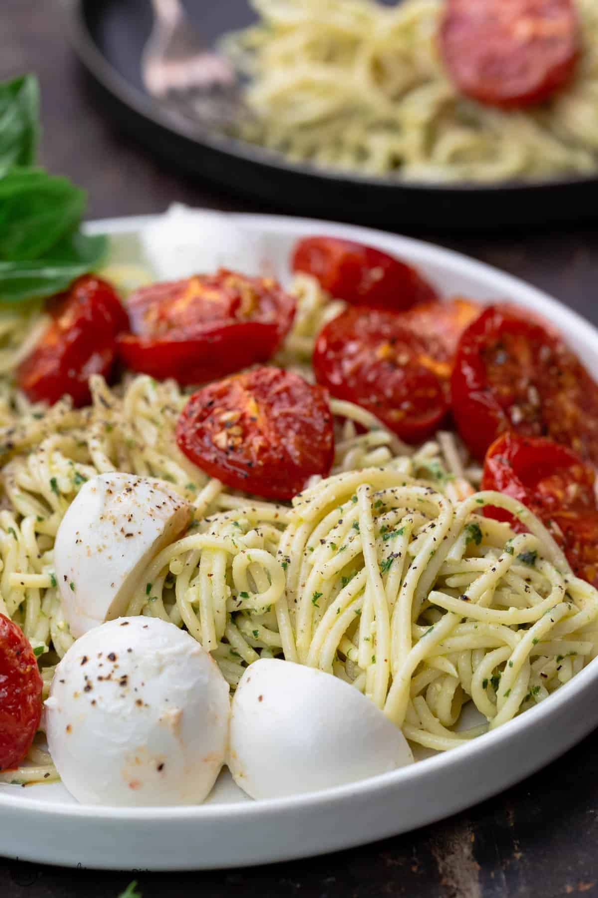 Best Pesto Pasta Recipe Tips The Mediterranean Dish