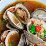 Pin image 1 for steamed clams
