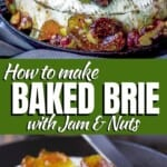 pin image 2 how to make baked brie