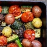 pin image 3 roasted vegetables