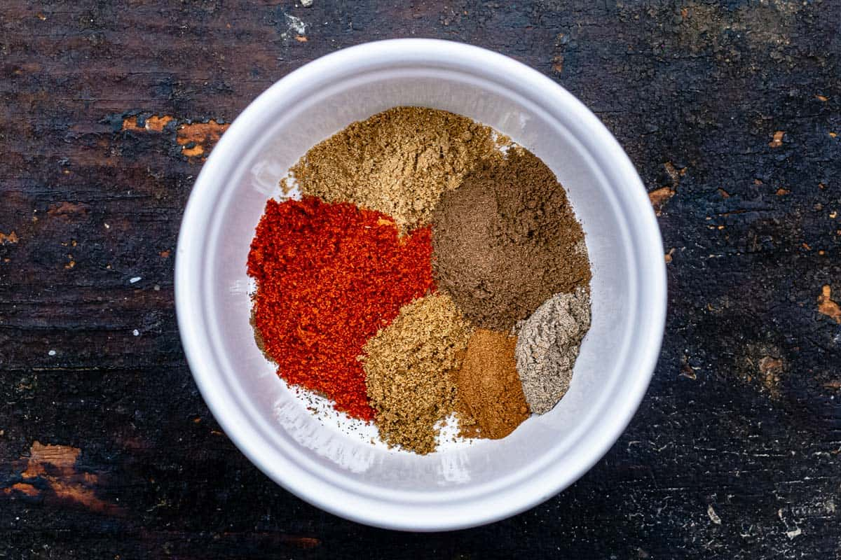 Hawawshi seasoning