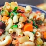 pin image 2 for minestrone soup
