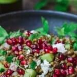 Lentil salad image 3