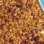 pin image 3 for homemade granola