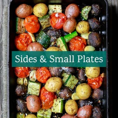 Sides and Small Plates