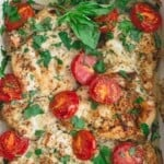 pin image 2 for italian baked chicken
