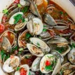 pin image 2 steamed clams