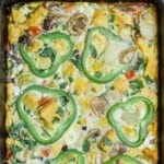 pin image 2 for easy egg casserole