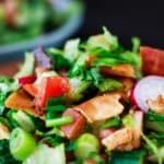 pinable image 3 fattoush salad