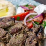 pin image 3 lamb kebab recipe