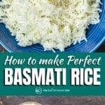 pinable image 1 for how to cook basmati rice