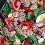 pinable image 3 for nicoise salad