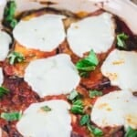 pinable image 3 for eggplant parm recipe