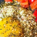 pinable image 2 for fried eggs with za'atar