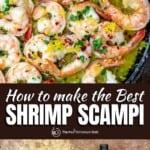 pin image 1 how to make shrimp scampi