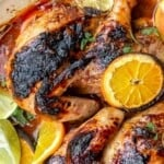 Pin image 3 roast chicken with rosemary and citrus