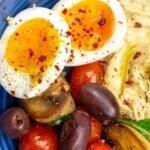 pin image 2 Mediterranean breakfast bowls