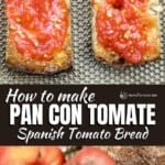 pin image 1 for pan con tomate