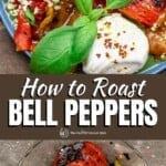 pin image 1 how to roast peppers