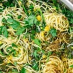 pin image 3 easy spinach pasta